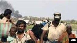 На Шри-Ланке повстанцы отвергли ультиматум правительства