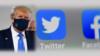 """""""ფეისბუქმა"""", """"ტვიტერმა"""" და """"იუ-ტუბმა"""" პრეზიდენტ ტრამპის პოსტები მოხსნეს"""