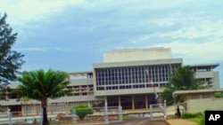 Palacio dos Congressos, maputo, Mozambique