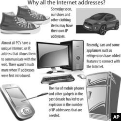 Testiranje nove generacije internetskih adresa IPv6