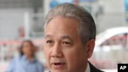 นายเกียรติ สิทธิอมร ประธานผู้แทนการค้าไทย พบปะตัวแทนชุมชนชาวไทยในสหรัฐ