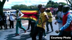 Most zanu-PF activists have expressed dismay over the manner in which the elections are being conducted.