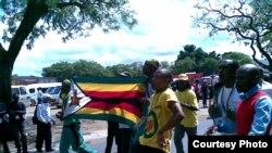 File Photo of Zanu PF Youths.