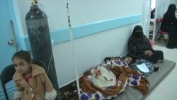 UN: Cholera Outbreak in Yemen Could Infect 300,000