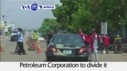 VOA60 Africa - Nigeria: Oil workers begin nationwide strike
