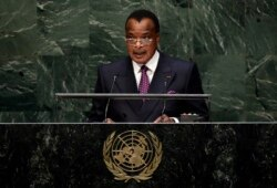 Reportage de Ngouela Ngoussou correspondant VOA Afrique à Brazzaville