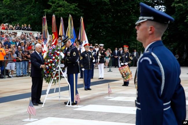 Estados Unidos celebra este lunes, 27 de mayo, el importante feriado previo al verano que se conoce como Memorial Day o Día de los Caídos en Acción de Guerra.