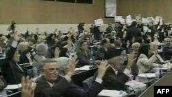 پارلمان عراق قانون انتخاباتی را بررسی می کند