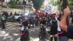 """""""salud y libertad"""": el grito de los manifestantes en Caracas #30Ene"""