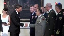NATO Əfqanıstanda seçkilər öncəsi durumdan narahatdır