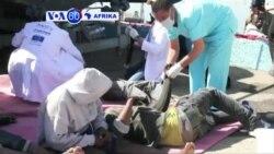 VOA60 Afrika: Walinda bahari wa Libya wamewaokowa wahamiaji haramu nje ya mwambao wa Tripoli walokuwa wakijaribu kwenda Ulaya