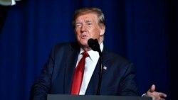 """Donald Trump dénonce le ton """"méchant"""" de la Première ministre danoise"""