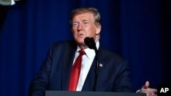 Başkan Donald Trump