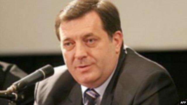 Predsednik Vlade Republike Srpske, Milorad Dodik<br>