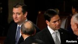 Ted Kruz və Marko Rubio Kuba mənşəli amerikalılardır.