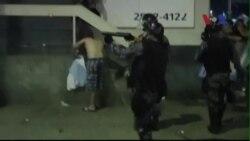 Bạo loạn ở thủ đô Argentina sau khi đội tuyển bại trận World Cup