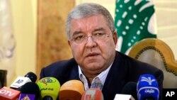 Ministri i Brendshëm i Libanit, Nohad Machnouk