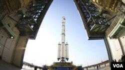 Las pruebas de acoplamiento en el espacio realizadas con la Tiangong 1 ofrecerán experiencia para construir una estación espacial permanente en torno a 2020.