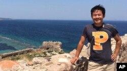 زیو وانگ، دانشجوی آمریکایی که به تازگی در ایران به زندان طولانی محکوم شد.