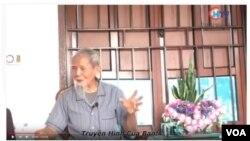 Hình trích xuất từ video trên trang YouTube của Việt Mai Sau.