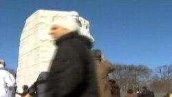 2012-01-16 粵語新聞: 美國紀念民權領袖馬丁.路德.金誕辰