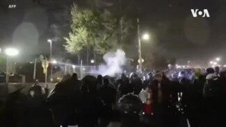Killing of Black Man Sparks Violence in USA