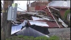 Сегодня Майкл Пенс посещает пострадавшие от ураганов «Ирма» и «Мария» американские территории