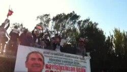 Milli Şuranın prezidentliyə namizədi Cəmil Həsənlinin görüş mitinqi qətnamə ilə başa çatıb