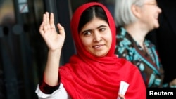 ပါကစၥတန္သူေလး Malala Yousafzai