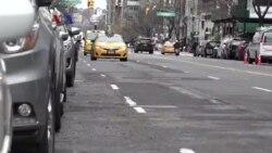 Landmark: Taksi Kuning Ciri Khas Kota New York
