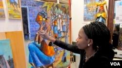 Rhodes Bath-Sheba Makoumbou jointe par Nanythe Talani
