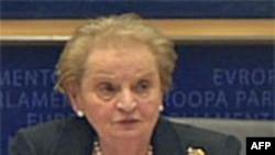 Medlin Olbrajt: NATO nije filantropsko udruženje nego vojna alijansa