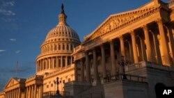 9月30日晨的美國國會