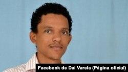 Odair Daivarela Rodrigues, escritor cabo-verdiano