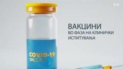 До каде е развојот на вакцина за Ковид-19?