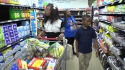 Salvation Army's First Grocery Store Helps Baltimore's Disadvantaged