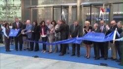 Đài quan sát Trung tâm Thương mại Thế giới mới mở cửa đón du khách