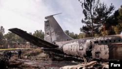 یک هواپیمای باری صبح روز دوشنبه در حوالی کرج دچار سانحه شد