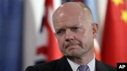 Menlu Inggris, William Hague mengatakan lebih dari 5.200 warga Kenya akan menerima pembayaran ganti rugi (foto: dok).
