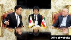 معاون وزیر اقتصاد ژاپن در دیدار با وزیر نفت ایران