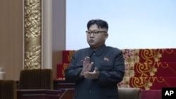 Kim Jong Un salah satu dari beberapa pemimpin Korea Utara yang ada dalam daftar Deplu AS atas pelanggaran HAM. (Foto: dok.)