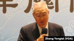 台湾副总统 吴敦义
