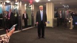 Trump dispuesto a reunirse con Maduro