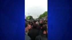 Isfahan, Iran, Water Protest - April 12