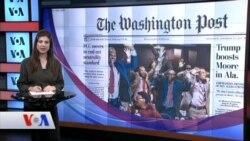 22 Kasım Amerikan Basınından Özetler