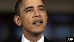 Tổng thống Obama nói chính phủ Libya sẽ phải chịu trách nhiệm về hành vi bạo lực chống lại người biểu tình ôn hòa