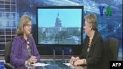 Saine: 'Amerikalılar Siyasetçilere Tepkili'