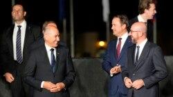 歐盟領導人召開峰會 謀劃新的對華和對美策略