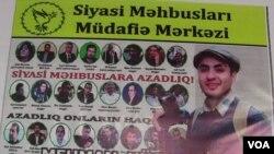 Siyasi məhbuslar