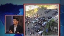 世界媒体看中国:钓鱼岛闹剧
